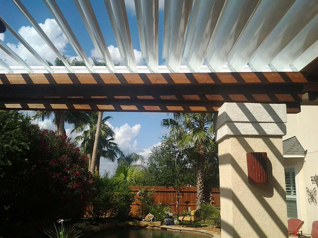 Adjustable Patio Covers​